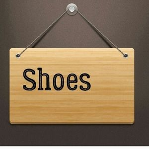 Shoes - Signs